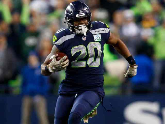 Rashaad Penny is one of our top underdogs in the NFC West entering the 2019 NFL season. He may overtake Chris Carson as the top workhorse in the Seattle Seahawks backfield.