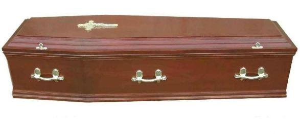 Jamaican, Coffin