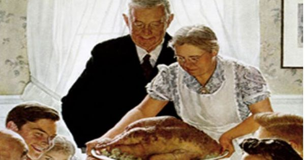 This is the funniest Thanksgiving divorce ever!