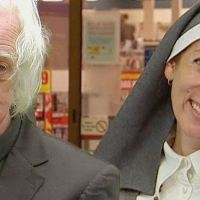 This nun was hoping the priest had read Psalm 129 (FUNNY)