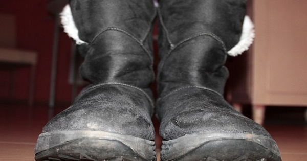 The Winter Boots  Story (I am still laughing!)