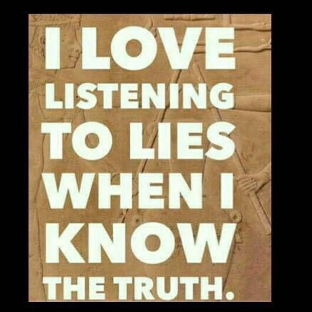 Love listening lies