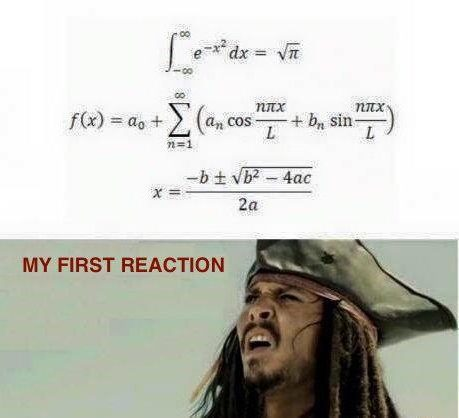 How we face examinations
