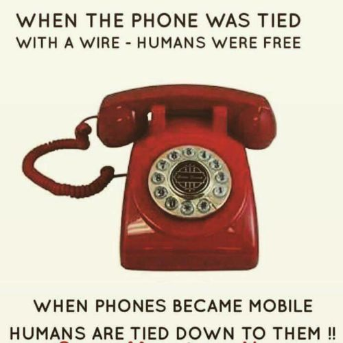Effect of Technology on life