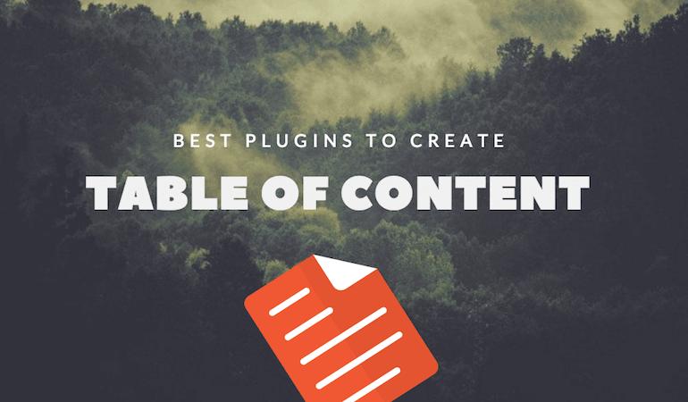 Cara Membuat Daftar Isi di Artikel Blog Wordpress