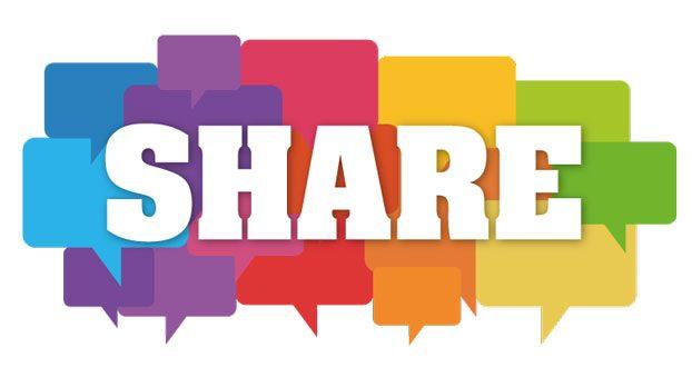 3 Cara Meningkatkan Jumlah Share Artikel