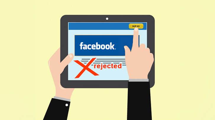 Penyebab dan Alasan Iklan di Facebook Ditolak
