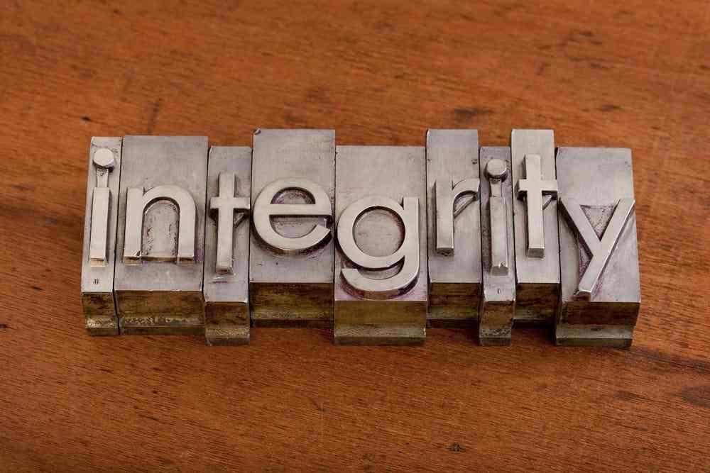 Integritas Adalah Pengertian, Ciri, Manfaat dan Contohnya