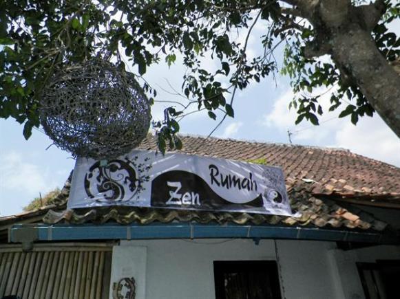 rumah zen yogyakarta