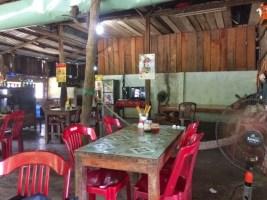 Restaurante local