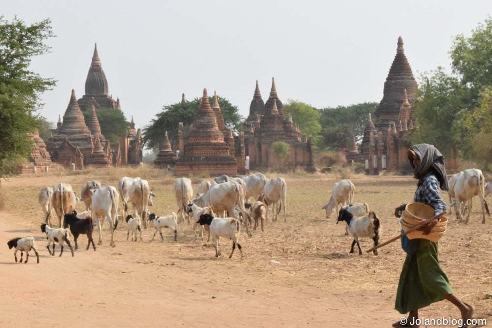 Bagan - Myanmar - Sudeste Asiático