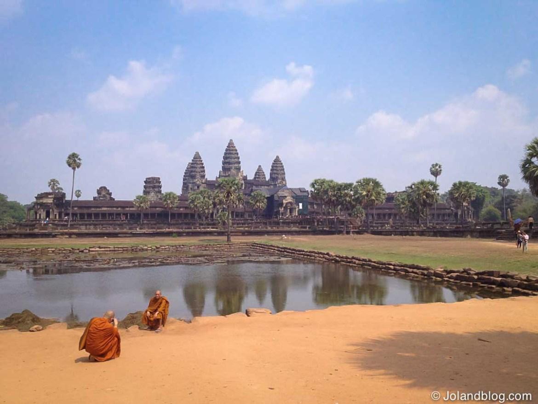 Camboja - Sudeste Asiático - Angkor Wat