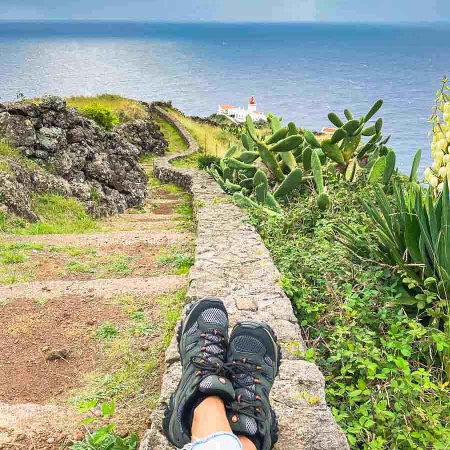Trilhos Ilha Santa Maria, Açores