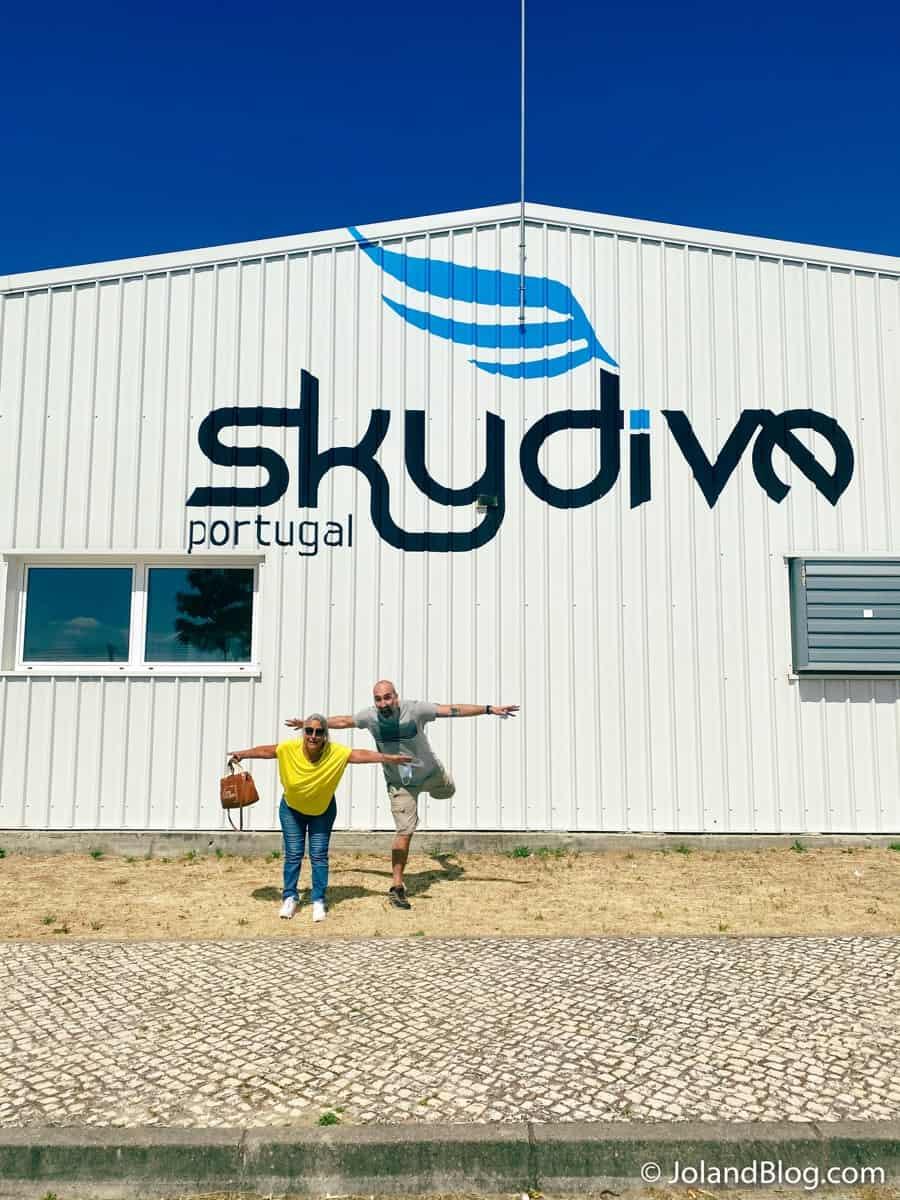 Skydive, Évora | Escapadinha pelo Alentejo