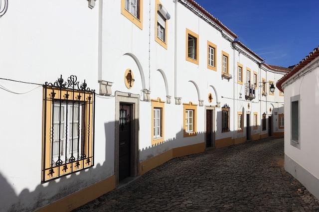 Ruas de Évora | Escapadinha pelo Alentejo