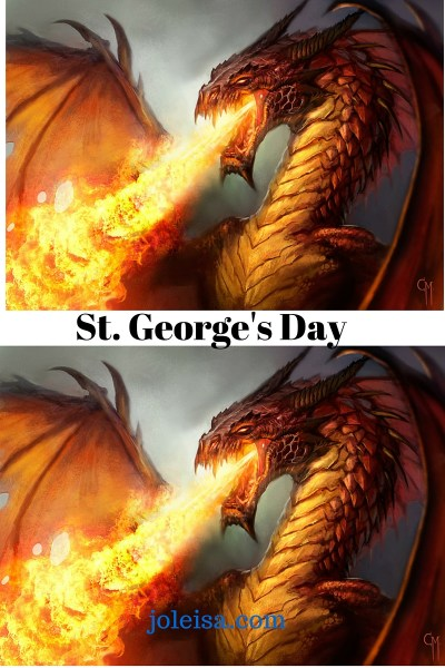 St. George's Day and all that Jazz