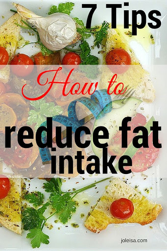 Seven Ways to Reduce Fat in Your Diet