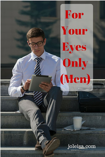 For Your Eyes Only (men)