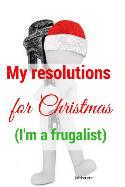 Things this frugalist won't do this Christmas