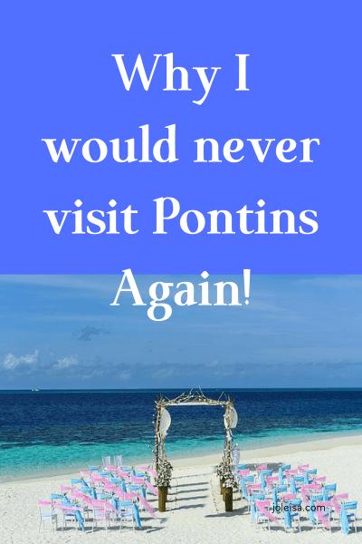Pontins Holiday Disaster