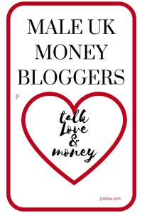 Let's hear what some of the UK's top money bloggers have to say about love and money. Frugalists or spendrifts? You decide when you read.