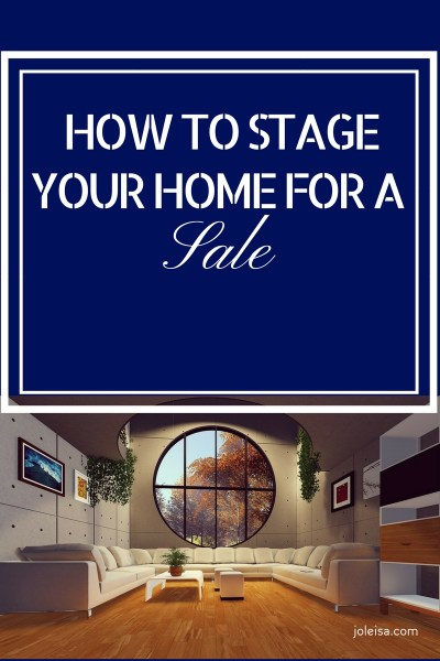 How to Stage Your Home for Sale (Frugal Tips)