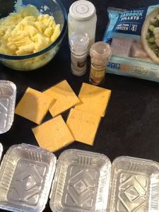 This recipe for fish pies forms a major part of my meal planning regime some weeks. It is an easy to follow recipe with a quick video attached. Make this recipe at home. Pin for later.