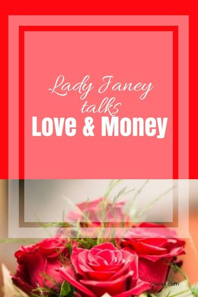 Lady Janey (Money Blogger) Talks Love and Money
