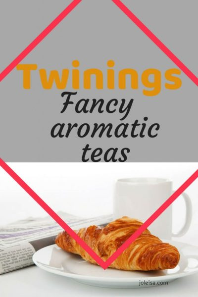 Twinings Aromatic Teas