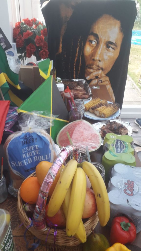 How to do a Jamaican jerk BBQ with Aldi? Prepare and tick off the list of things you need. Aldi sells them all and at a fraction of the cost as other supermarkets would, See how we put on a jerk BBQ for £20.