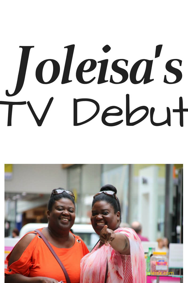 As fairly new bloggers, we were not at all expecting this! Sharing snippets of joleisa's tv debut in the hope that it will inspire others to work harder.