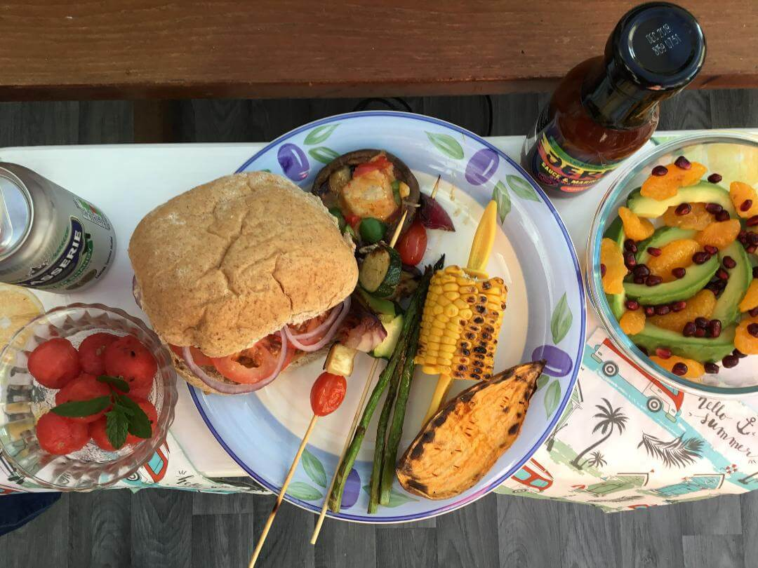 Aldi is our favourite budget supermarket and this week we show you just how you can create an Aldi inspired vegan/vegetarian BBQ. (free burger recipe too)