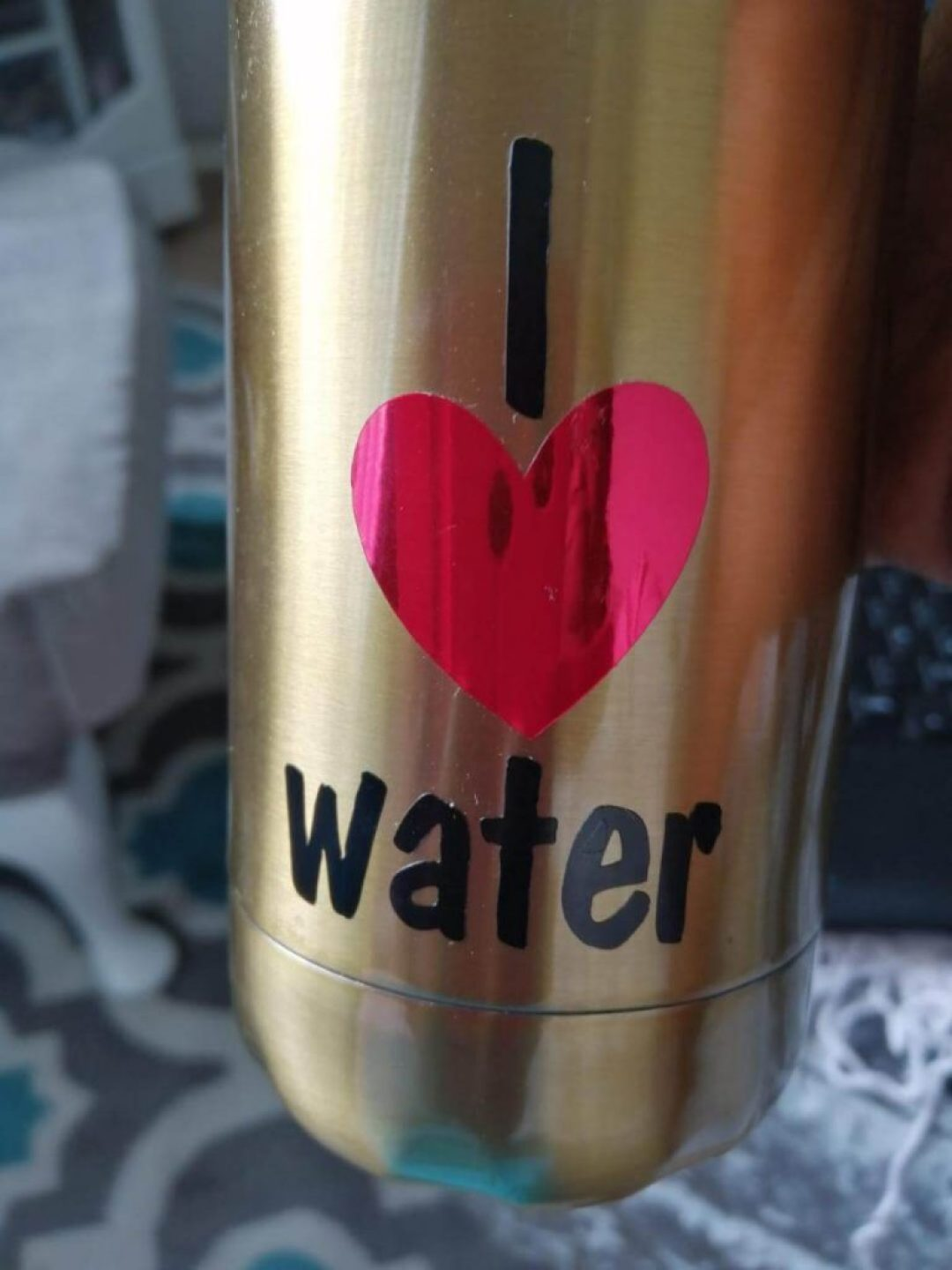 Enjoy the summer and win this water flask