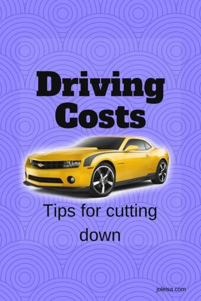 Cutting Down on the Costs of Driving