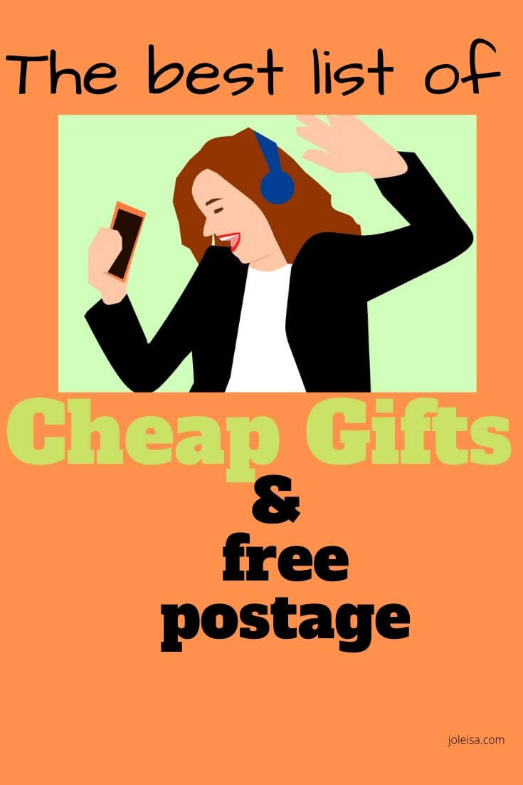 cheap gifts you can find easily