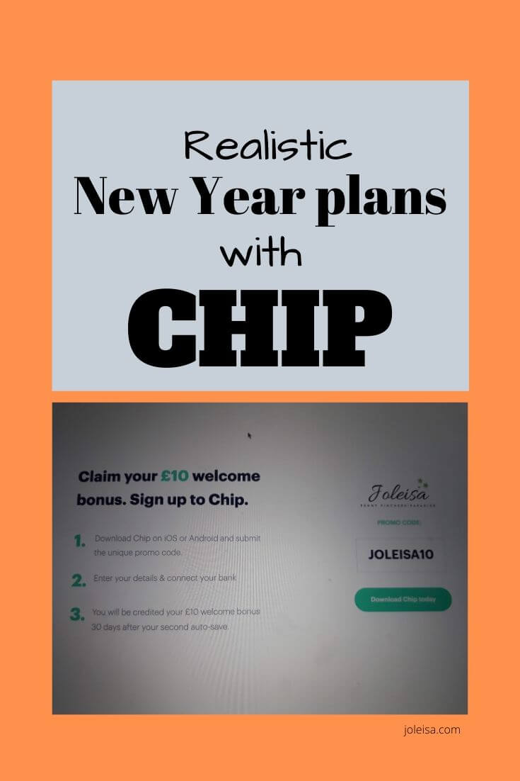 Chip helps with your new year plans