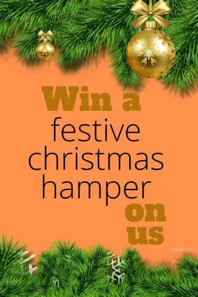 Win a Christmas Hamper this Festive Season