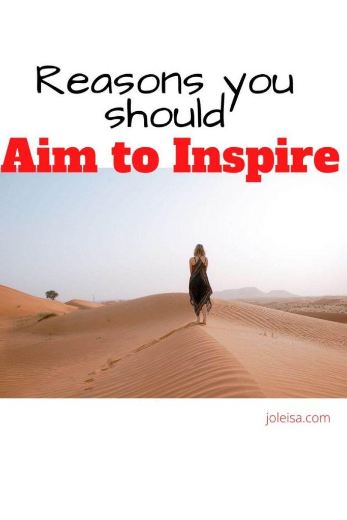 aim to inspire