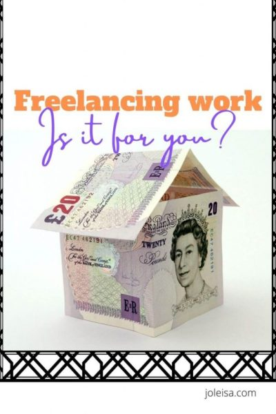 Can Freelancing Work for you?