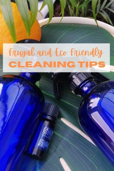 Amazing Frugal and Eco Friendly Cleaning Tips