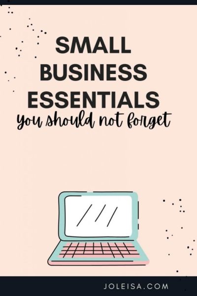 Small Business Essentials That you may Have Forgotten About