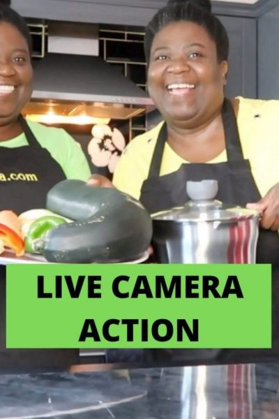 Live Camera Action: Word of the Week