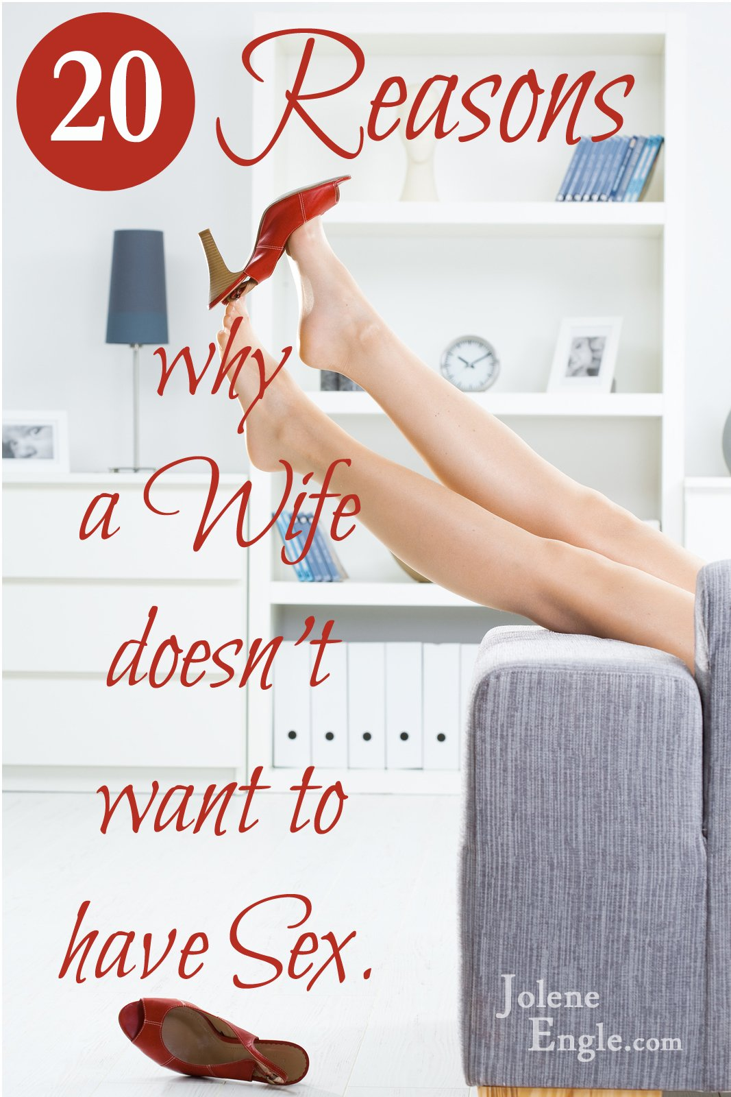 Wife says no to sex
