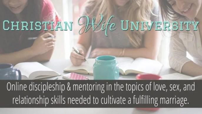 Christian Wife University