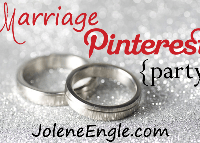 Marriage Pinterest Party #3