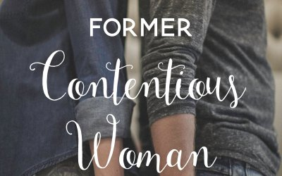 Confessions of a Former Contentious Woman
