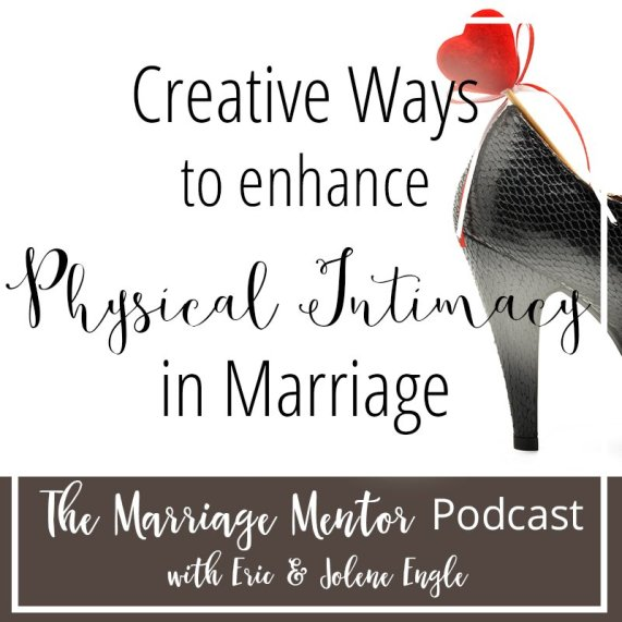 Creative Ways to Enhance Physical Intimacy