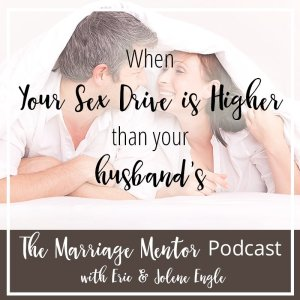 When Your Sex Drive is Higher than Your Husband's