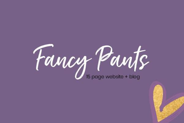 buy a 15 page website