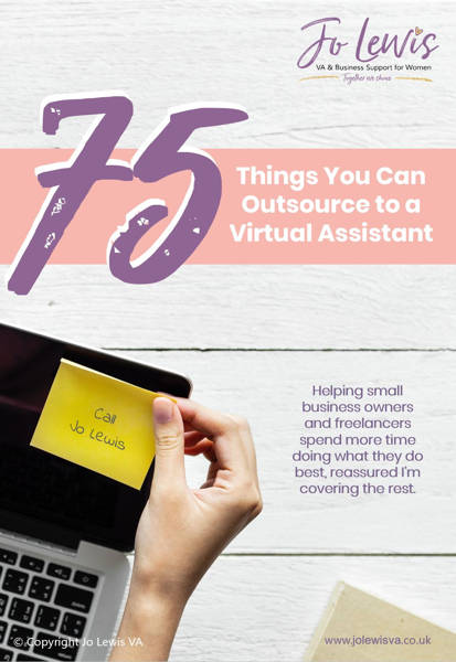 Things you can outsource to a virtual assistant